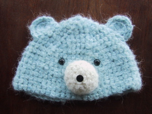 BlueBlu Grizzly Hat